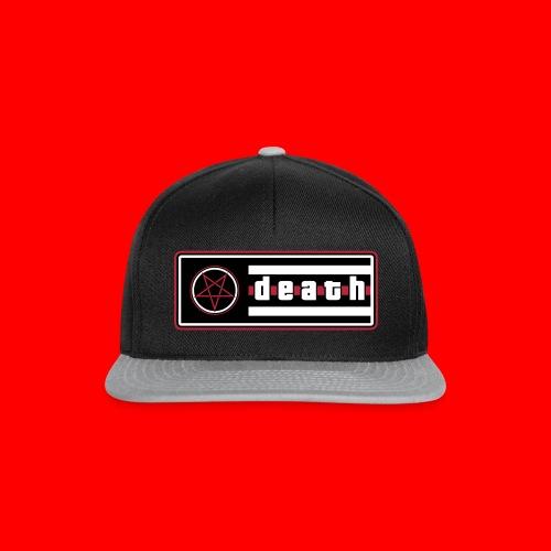 death patch - Snapback Cap
