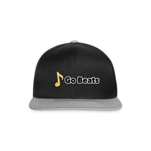 Logo with text - Snapback Cap