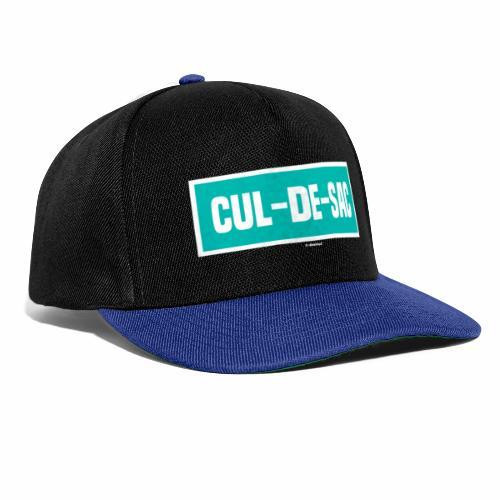Cul-de-sac - Snapback cap