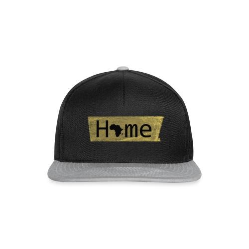 home in africa - Snapback Cap