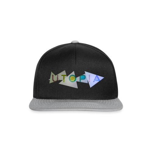 UTOPIA - Snapback Cap