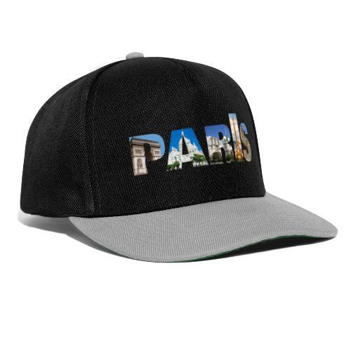 Paris Frankreich France - Snapback Cap