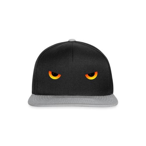 Augen feurig - Snapback Cap
