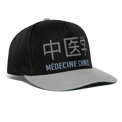 Médecine Chinoise - Casquette snapback