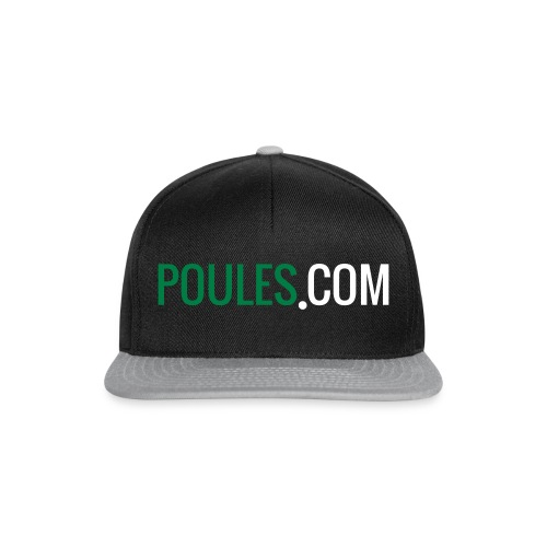 Poules-com - Snapback cap