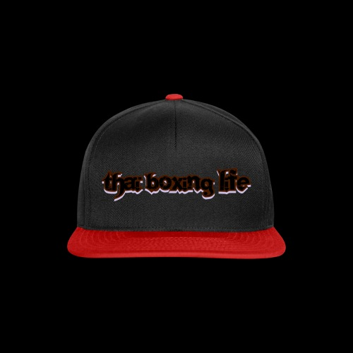 MTS92 THAI BOXING LIFE - Casquette snapback