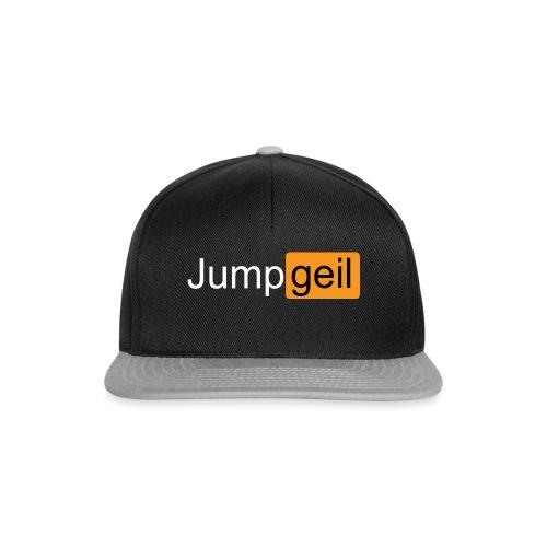 Jumpgeil Hub - Snapback Cap