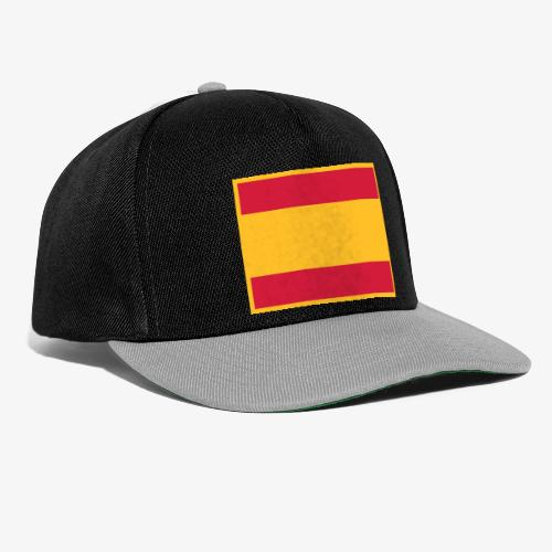 Banderola española - Gorra Snapback