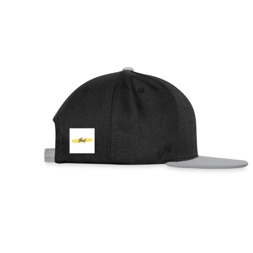 thief - Snapback Cap