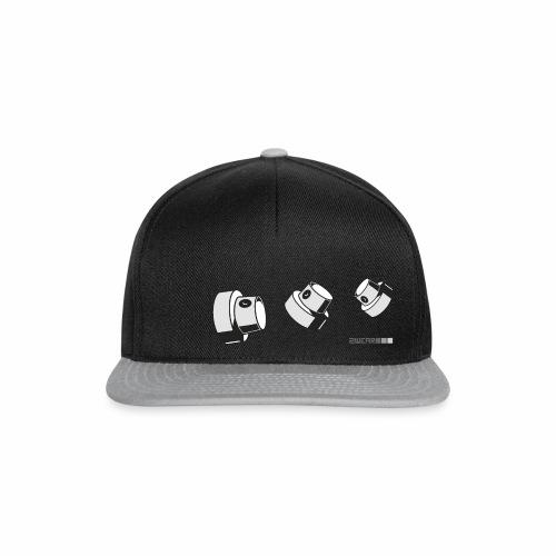 2wear caps flow ver02 - Snapback Cap