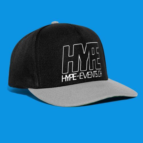 HYPEEVENTS - Snapback Cap
