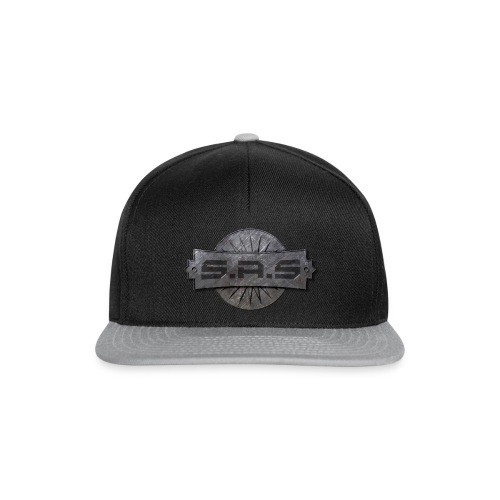 metal background scratches surface 18408 3840x2400 - Snapback cap