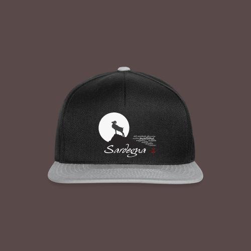 Mufflon Sardinia - Snapback Cap