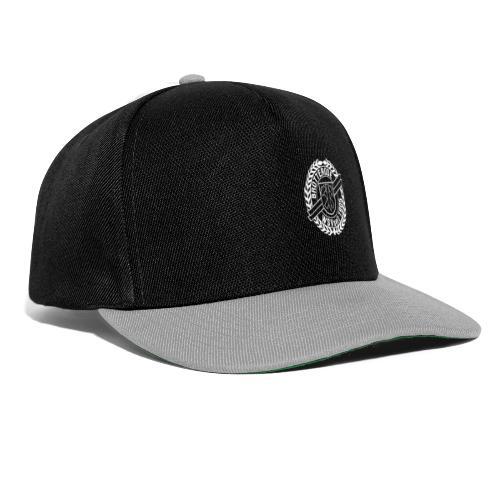 Wappen weiss - Snapback Cap