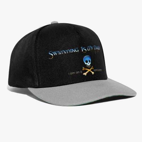 I Am An Extreme Swimmer - Snapback Cap
