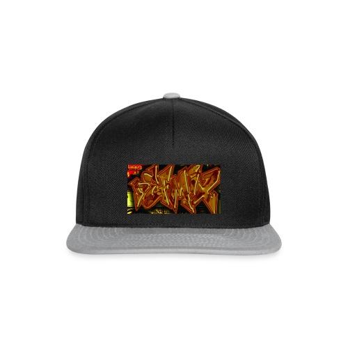 defmix top - Snapback Cap