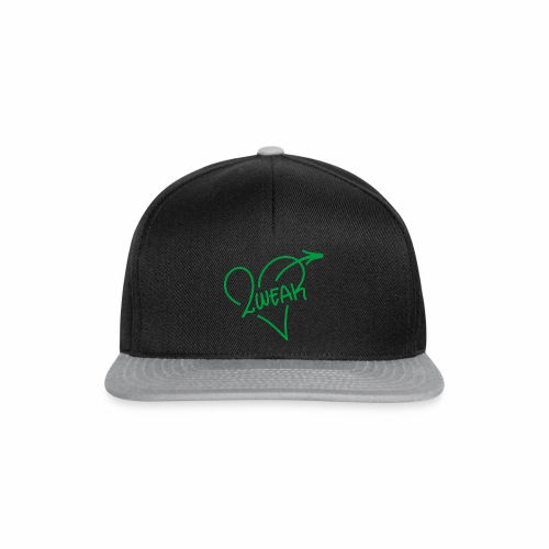 Love for a green life - Snapback Cap