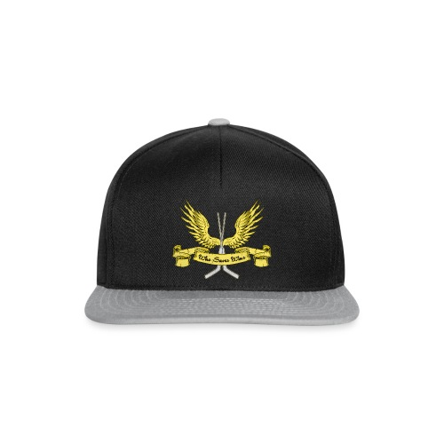 Who Saves Wins, Hockey Goalie - Snapback Cap