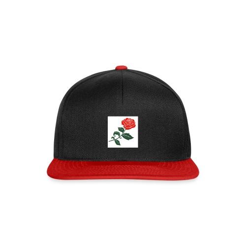 Rose anti social - Snapback cap