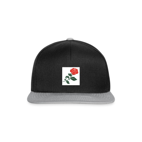 Rose anti social - Snapback cap