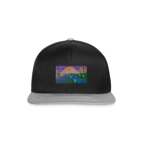 Silent river - Snapback Cap