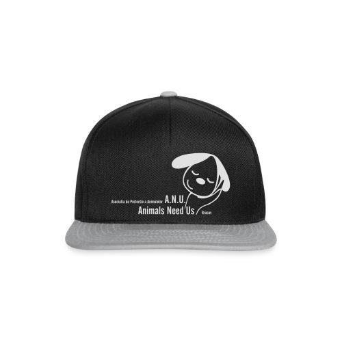 anu vector T - Snapback Cap