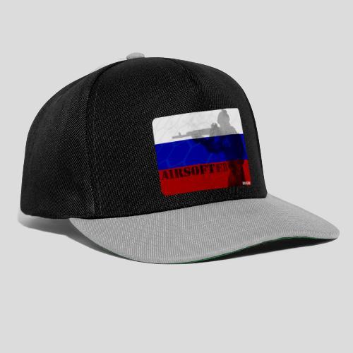 AIRSOFTER RUS - Gorra Snapback