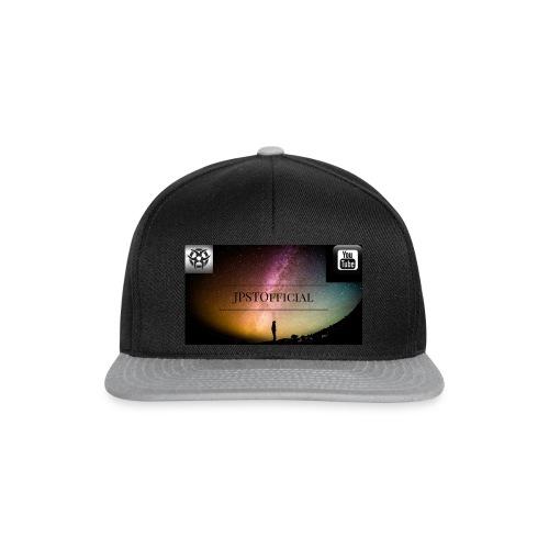 JPSTOfficial Cover - Snapback Cap