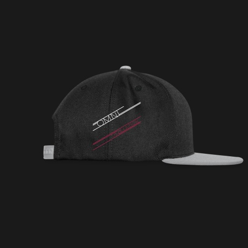C8H10N4O2 Oszillation Container - Snapback Cap