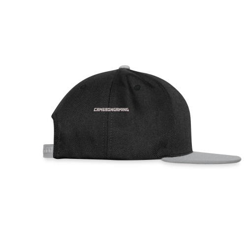 camerongaming png - Snapback Cap