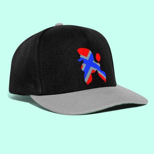 Pudel Poodle - Snapback Cap
