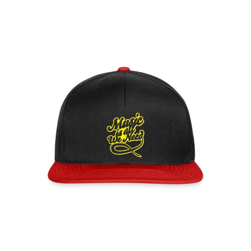 Music Is All We Need - Snapback Cap