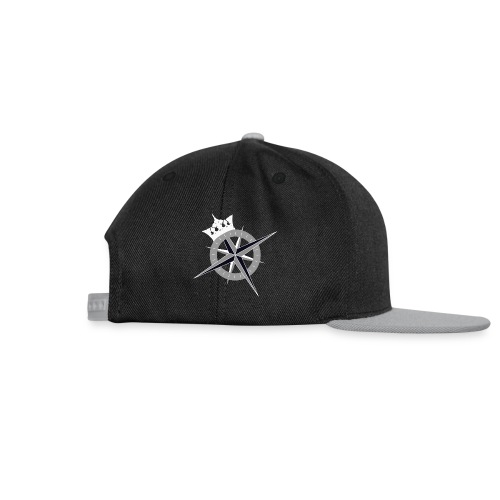 Cross on the back and Kings Fleet logo on front - Snapback Cap