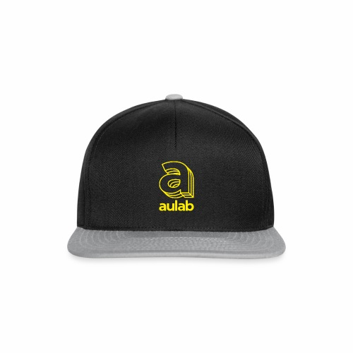 Marchio aulab giallo - Snapback Cap