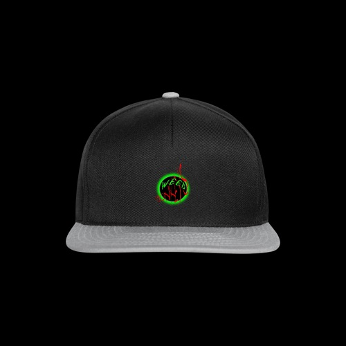 Weed Monkeys Logo - Snapback Cap
