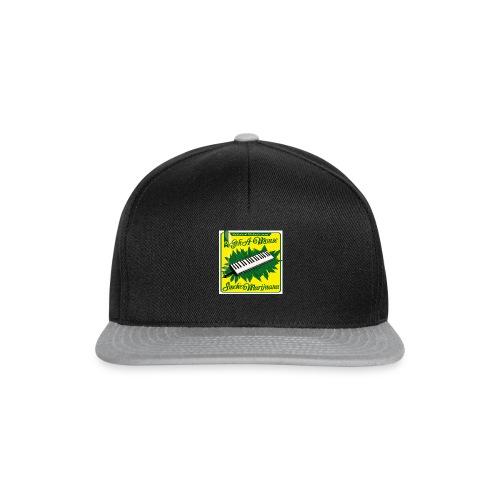 Smoke Marijuana - Snapback Cap