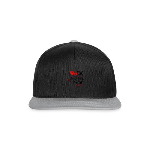 77 vm schwarz - Snapback Cap