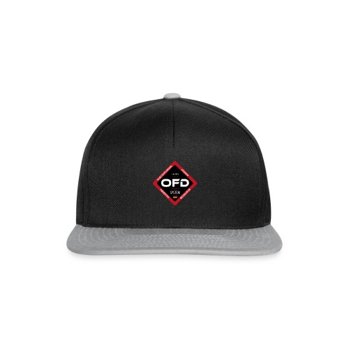 OFD Logo final - Snapback Cap