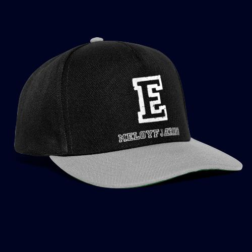 E - Meløyfjæring - Snapback-caps