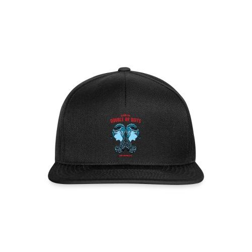 Gemini Sun Bright - Snapback Cap