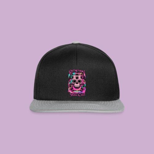 ORIGINAL SKULL CULT PINK - Snapback Cap