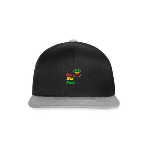 rasta logo ph - Snapback Cap
