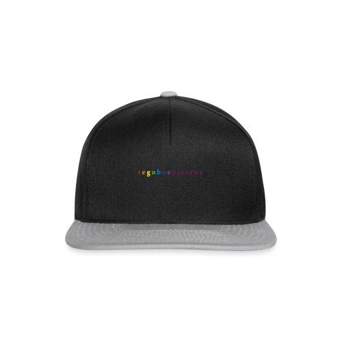 Regnbuepyttene - Snapback-caps