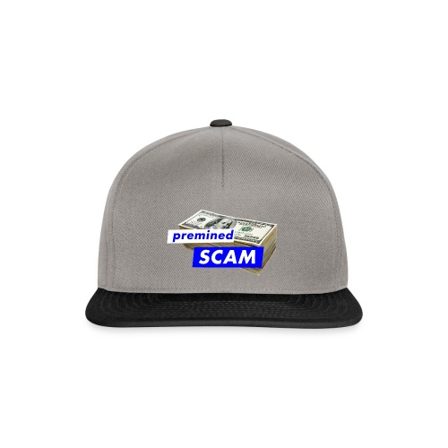 premined SCAM - Snapback Cap