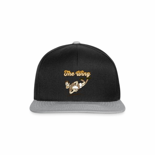Wing_Marplo_mug - Snapback Cap