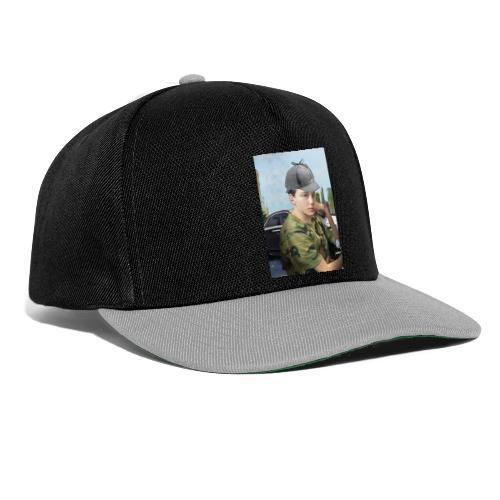 Detektiv Laurin x Der Lappen - Snapback Cap
