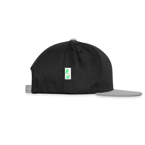 rhysmeaghermerch - Snapback Cap