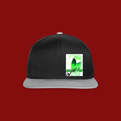 Hangover Witch Green - Hannover Witch Grün - Snapback Cap