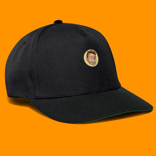 Robomax Merch - Snapback Cap