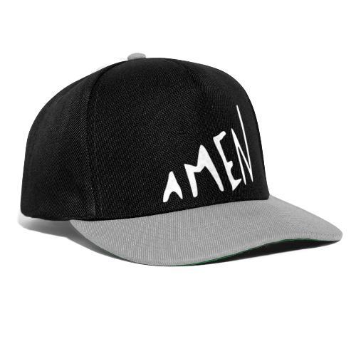 AMEN - Snapback Cap
